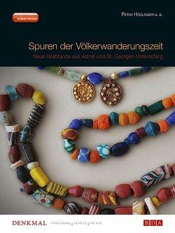 Fundberichte Sonderheft 22: Spuren der Völkerwanderungszeit. von Höglinger,  Peter