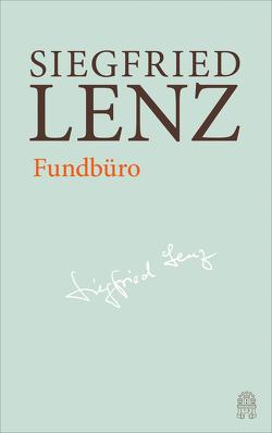 Fundbüro von Kroucheva,  Katerina, Lenz,  Siegfried