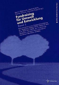Fundraising für Umwelt und Entwicklung von Belle,  Manfred, Dabrowski,  Martin, Kreuzer,  Thomas, Rupp,  Christian