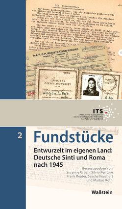 Fundstücke von Feuchert,  Sascha, Peritore,  Silvio, Reuter,  Frank, Roth,  Markus, Urban,  Susanne