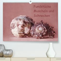 Fundstücke (Premium, hochwertiger DIN A2 Wandkalender 2021, Kunstdruck in Hochglanz) von Buch,  Monika