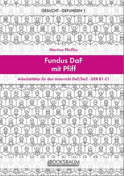Fundus DaF mit Pfiff von Pfeiffer,  Martina