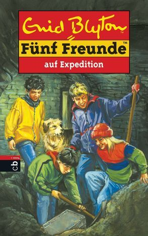 Fünf Freunde auf Expedition von Blyton,  Enid, Christoph,  Silvia, Jung,  Christiane