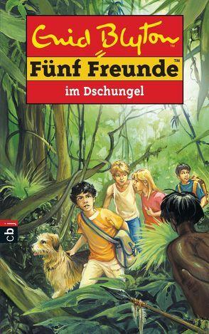 Fünf Freunde im Dschungel von Blyton,  Enid, Jung,  Carsten