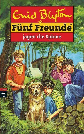 Fünf Freunde jagen die Spione von Blyton,  Enid, Christoph,  Silvia, Jung,  Carsten