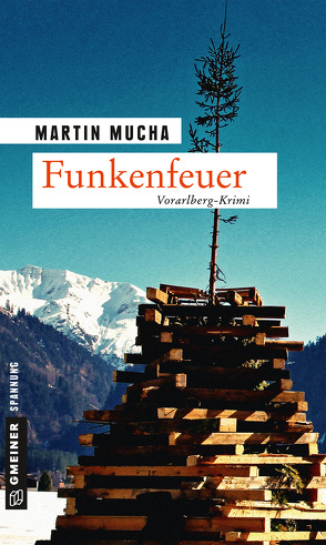 Funkenfeuer von Mucha,  Martin