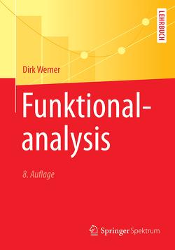 Funktionalanalysis von Werner,  Dirk