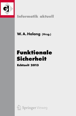 Funktionale Sicherheit von Halang,  Wolfgang A