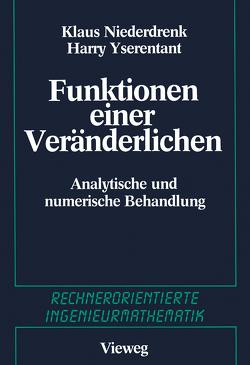 Funktionen einer Veränderlichen von Engeln-Müllges,  Gisela, Niederdrenk,  K., Yserentant,  H.