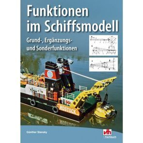 Funktionen im Schiffsmodell von Slansky,  Günther