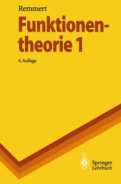 Funktionentheorie 1 von Remmert,  Reinhold