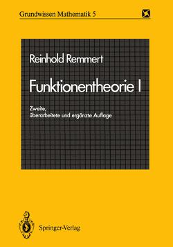 Funktionentheorie I von Remmert,  Reinhold