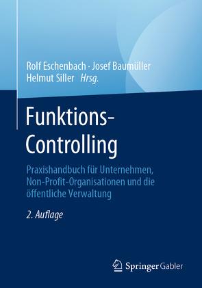 Funktions-Controlling von Baumüller,  Josef, Eschenbach,  Rolf, Siller,  Helmut