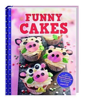 Funny Cakes – Die schönsten Motivkuchen für kreative Backfeen von Neisser,  Eva