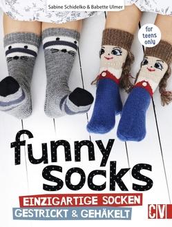 Funny Socks von Schidelko,  Sabine, Ulmer,  Babette
