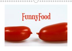 FunnyFood (Wandkalender 2019 DIN A4 quer) von Reichenauer,  Maria