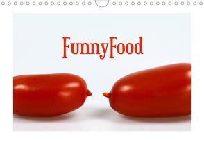 FunnyFood (Wandkalender 2020 DIN A4 quer) von Reichenauer,  Maria