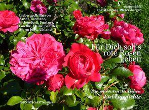 Für Dich soll's rote Rosen geben von Mauersberger,  Wolfgang