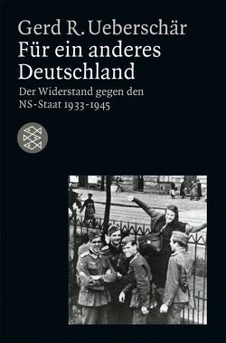 Für ein anderes Deutschland von Ueberschär,  Gerd R