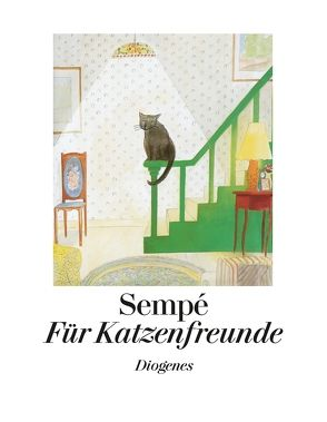 Für Katzenfreunde von Sempé,  Jean-Jacques