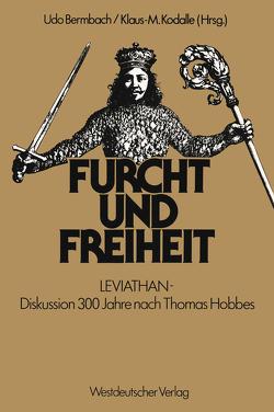 Furcht und Freiheit von Bermbach,  Udo, Kodalle,  Klaus-Michael