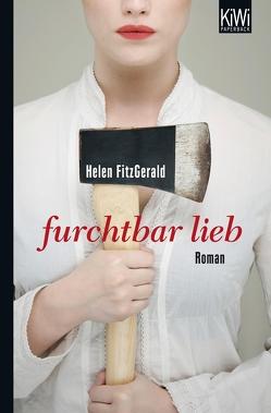 Furchtbar lieb von FitzGerald,  Helen