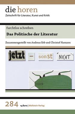 furchtlos schreiben von Erb,  Andreas, Hamann,  Christof
