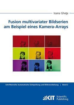 Fusion multivariater Bildserien am Beispiel eines Kamera-Arrays von Gheta,  Ioana