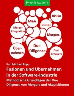 Fusionen und Übernahmen in der Software-Industrie von Popp,  Karl Michael