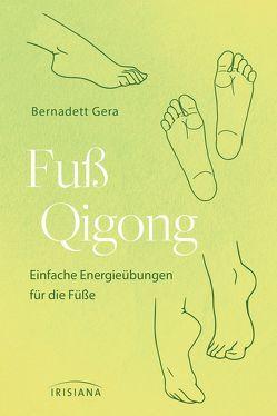 Fuß-Qigong von Gera,  Bernadett