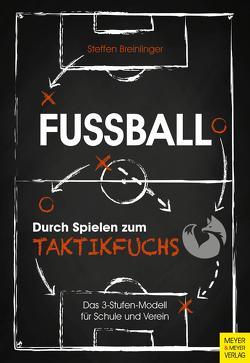 Fußball: Durch Spielen zum Taktikfuchs von Breinlinger,  Steffen