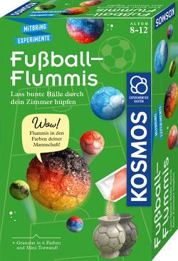 Fußball-Flummis