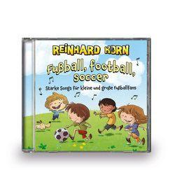 Fußball, football, soccer von Horn,  Reinhard