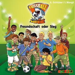 Fußball-Haie (10) von Margil,  Irene, Olev,  Fjodor, Schlüter,  Andreas