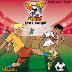 Fußball-Haie (8) von Margil,  Irene, Olev,  Fjodor, Schlüter,  Andreas