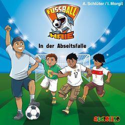 Fußball-Haie (9) von Margil,  Irene, Olev,  Fjodor, Schlüter,  Andreas