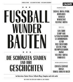 Fussball-Wunder-Bauten von Bock,  Andreas, Coddou,  Reinaldo, Gutzmer,  Alexander, Kuhlhoff,  Benjamin