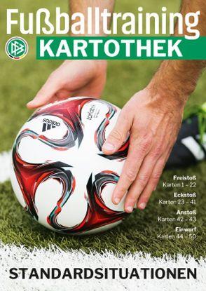 Fußballtraining Kartothek von Horsch,  Helmut, Weßels,  Maik