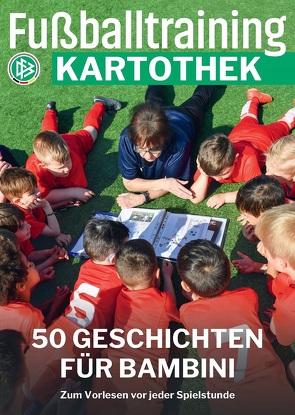 Fußballtraining Kartothek von Opitz,  Elke