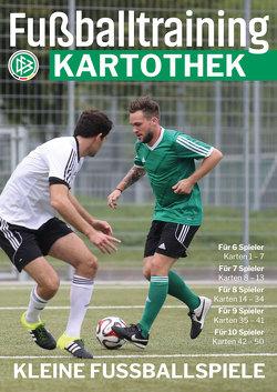 fussballtraining Kartothek von Köllner,  Michael, Mayer,  Rolf