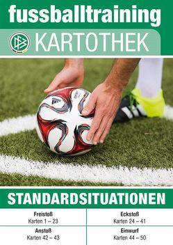 fussballtraining Kartothek von Horsch,  Helmut, Weßels,  Maik