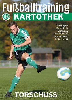 Fußballtraining Kartothek von Peter,  Ralf, Vieth,  Norbert