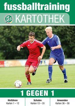 fussballtraining-Kartothek von Schulze-Marmeling,  Kieran