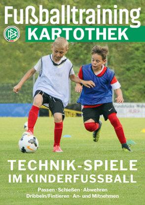 Fußballtraining Kartothek von Pabst,  Klaus