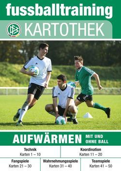 fussballtraining Kartothek von Kuhlmann,  Marc, Schunke,  Dennis