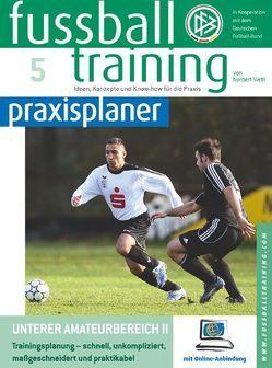 Fussballtraining-praxisplaner von Vieth,  Norbert