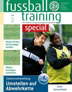 fussballtraining special 2 von Bode,  Gerhard