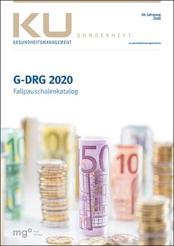 G-DRG Fallpauschalenkatalog 2020 von InEK gGmbH