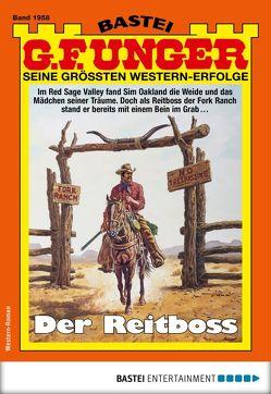 G. F. Unger 1958 – Western von Unger,  G. F.