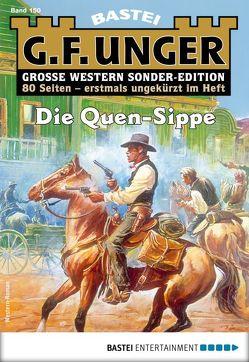 G. F. Unger Sonder-Edition 150 – Western von Unger,  G. F.